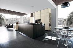 BS 15 | Cucina Laccato Lucido con Isola