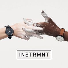 Glasgow studio Instrmnt's bestselling watches are back and now available to pre-order from Dezeen Watch Store. Get yours here http://ift.tt/1WQKRyM #design #watch #watches by dezeen