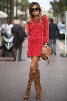 Erica Pelosini in Cannes - Style Icon: Erica Pelosini - Icono de Estilo - Fashion - Moda