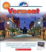 Explores the land, people, history, economy, and travel opportunities of the state of Vermont.
