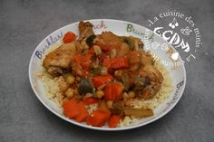 Couscous - Cookéo