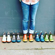 """54c74409581 burnt sugar on Instagram  """"Our smokey summer made it seem like it would  never happen but it s time for  pendletonwm rain boots. . . . . . .   shopburntsugar…"""