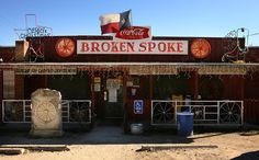 Broken Spoke - can't wait to go dancin here!!