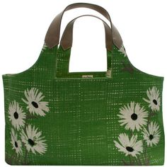 Love this tote bag from Lisa Stickley of London