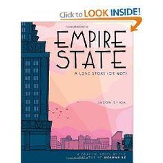 CA and/or NY: Shiga, J. (2011) Empire State: A Love Story (or not). New York, NY: Abrams.