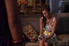 #blair #waldorf #queen #gg #leighton #diva #gossip #girl #season #two #2x04 #TheExFiles