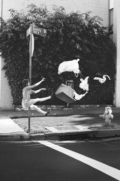 Défier la gravité – Les photographies aériennes de Mike Dempsey