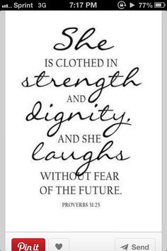 I have this on a decorative thing on my bedroom wall. Awesome verse.
