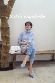Maki's wardrobeの画像 | 田丸麻紀オフィシャルブログ Powered by Ameba Cute Fashion, Fashion Outfits, Womens Fashion, Fashion Tips, Fashion Trends, Classic Outfits, Cool Outfits, Casual Outfits, Japanese Fashion