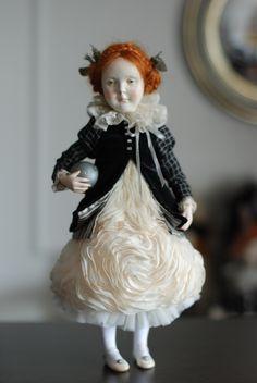 Куклы Ольги Сукач   Кококо