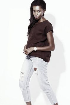 My Booker Management Agency - Rachel Mahinda - model and talent portfolios Management, Turtle Neck, Model, Fashion, Moda, Fashion Styles, Scale Model, Fasion