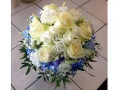 Svatební kytice 45