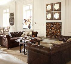 Strange 33 Best Decorating Around A Brown Sofa Images Living Room Inzonedesignstudio Interior Chair Design Inzonedesignstudiocom