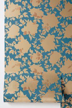 item#44 JJosephson Inc.Classic  Striped Design  Wallpaper