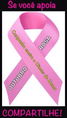 Participe da campanha OUTUBRO ROSA.