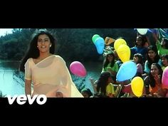 Ladki Badi Anjani Hai' from Kuch kuch Hota Hai or is an fun song, picturised on Kajol and Shah Rukh Khan where the two have met for the first time after coll. Fun Songs, Best Songs, Love Songs, Koi Mil Gaya, Main Hoon Na, Shahrukh Khan And Kajol, Kuch Kuch Hota Hai, Romantic Love Song, Akshay Kumar