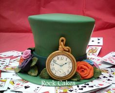 Rock Cakes #mad hatter #alice