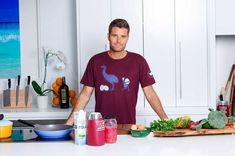 Celebrity Chef Pete Evans on The Paleo Way http://watchfit.com/diet/celebrity/pete-evans-paleo-way/