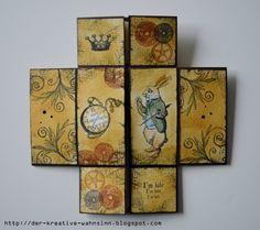 Der kreative Wahnsinn: Never ending Card / Endloskarte
