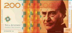 Ιδού η ΝΕΑ ΔΡΑΧΜΗ... (Προειδοποίηση : Θέαμα Ακατάλληλο για πλούσιους Ευρωέλληνες)