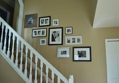Dwelling Cents: Stair Gallery