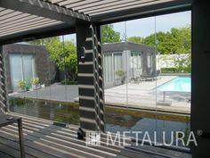 Beste afbeeldingen van metalura ◯ terrasbeglazing in