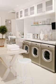all white laundry