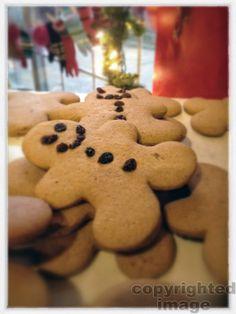gingerbread men!!!