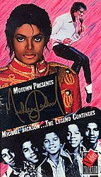 For Sale - Michael Jackson The Legend Continues UK video (VHS or PAL or NTSC) - See this and 250,000 other rare & vintage vinyl records, singles, LPs & CDs at http://eil.com