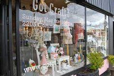 handmade market window display - Google Search