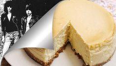 NYC cheesecake alla Ramones by Enrico Salvini - Ramones NY Cheesecake