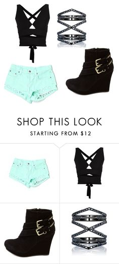 """""""Untitled #181"""" by alexiawilliams-1 ❤ liked on Polyvore featuring Carmar, Proenza Schouler, Bamboo, Eva Fehren, women's clothing, women, female, woman, misses and juniors"""