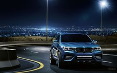 Ultra HD BMW X4 Concept 2013 21 1920�1200