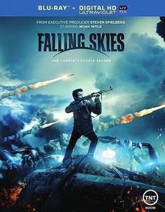 Enter for a chance to win Falling Skies The Complete Season 4 on Blu-ray and Digital HD. The Falling Skies set includes all 12 episodes as well as hours of bonus material. Falling Skies, Blade Runner, Hd Movies, Movie Tv, Seychelle Gabriel, Moon Bloodgood, Series Gratis, Scarlett Byrne, Noah Wyle