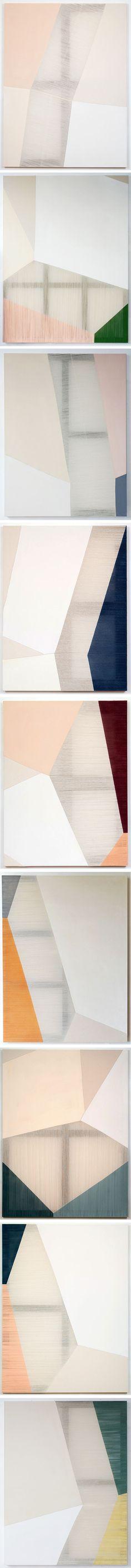 The work of Rebecca Ward   http://blog.littlepaperplanes.com/rebecca-ward/