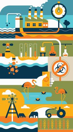 Wired Magazine - Environmental Issue on Behance