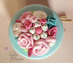 Tutorial Cake Design: Torta Vintage