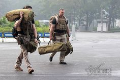Close Protection, Military Special Forces, Secret Service, Hunting Rifles, Body Armor, Cabin Crew, Cops, Airsoft, Navy