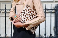 Animal Print Bags on Pinterest | Clutches, Jerome Dreyfuss and ...