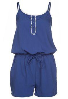 IBIZA - Overall / Jumpsuit /Buksedragter - blå