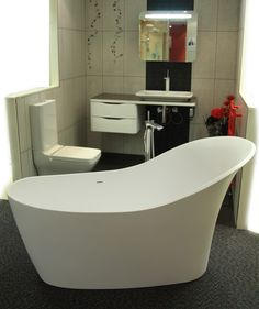 Designer Bathroom from Ocean Bathrooms