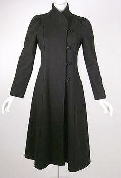 Amazing coat - 40's