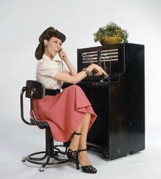 """Lily Tomlin - """"one ringy dingy""""  LOL  (:0P  As 'Ernestine, The Telephone Operator' On """"Rowan & Martin's Laugh-In"""" (January 22, 1968, to May 14, 1973, NBC)"""