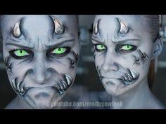 High Blood Sugar Goblin/Demon Makeup Tutorial