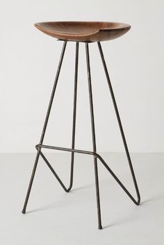 Perch Barstool - Anthropologie.com - eclectic - bar stools and counter stools - Anthropologie