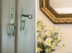 Tulpentag: Stilbruch im Schlafzimmer - Von geschenkten Möbeln und hübschen Wildblumen