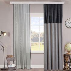 Curtains, Metal, Pink, Black, Home Decor, Blinds, Decoration Home, Black People, Room Decor