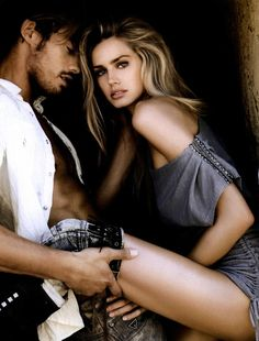 Guess Ad Campaign Spring/Summer 2010 Shot #6