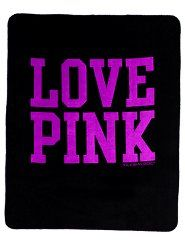 stadium blanket for my room from victoria secret/pink