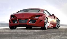 Concept automobile - Mercedes Benz SF1 - Final Design